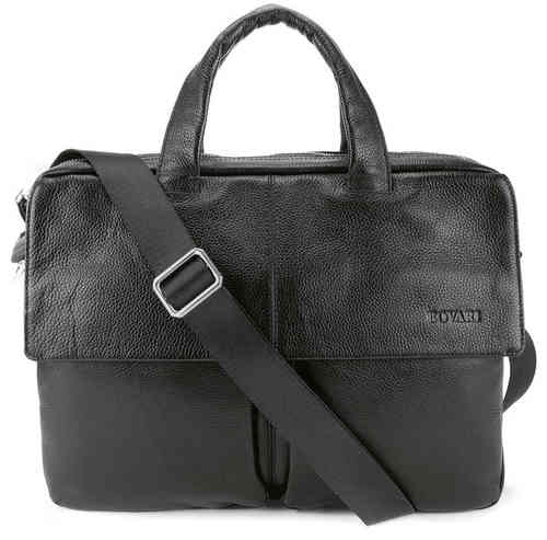 Black Messenger Bag   Milano