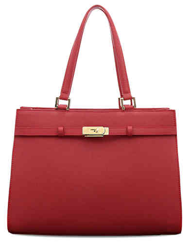 JACKIE BAG RED