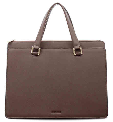 VICTORIA BAG BROWN